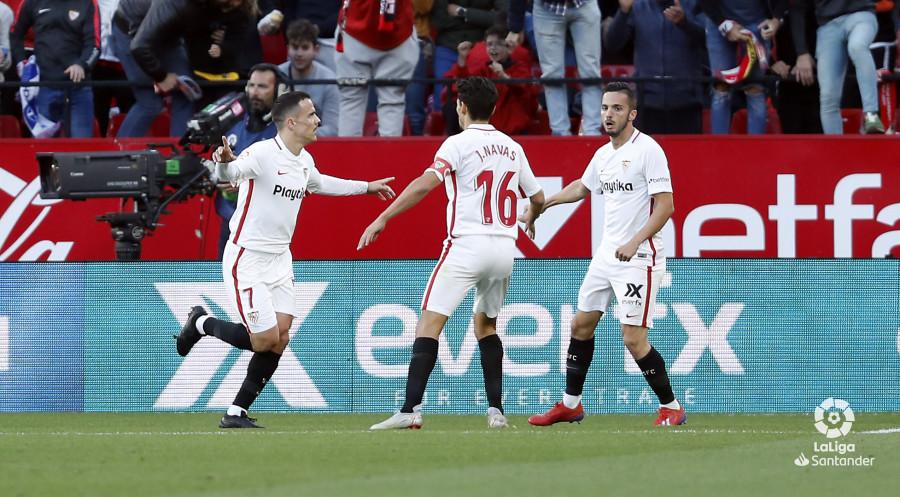 Crónica | Sevilla FC 2-0 D. Alavés