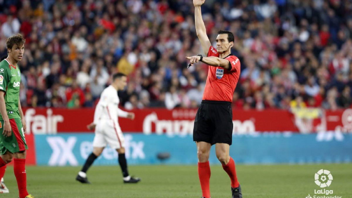 Análisis arbitral | Sevilla FC 2-0 Deportivo Alavés