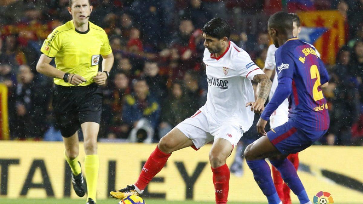 Análisis arbitral | FC Barcelona 2-1 Sevilla FC