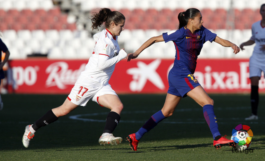 Crónica   Sevilla Fc femenino 0 – 2 FC Barcelona Femenino