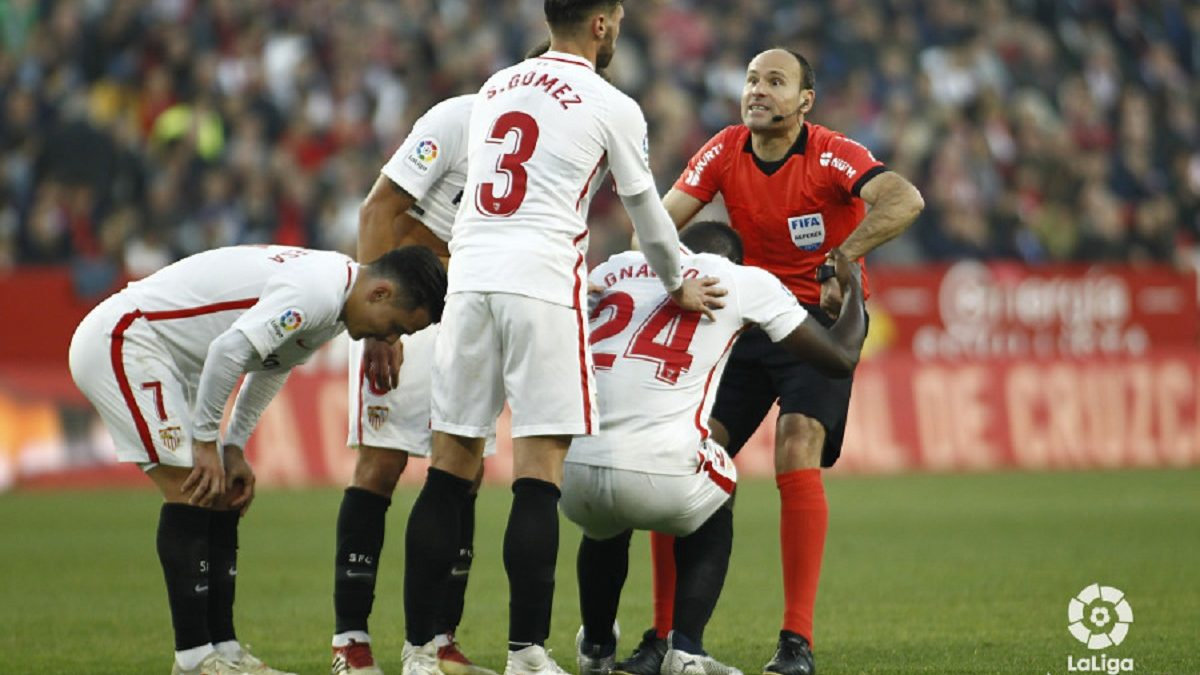 Análisis arbitral | Sevilla FC 1-1 Atlético