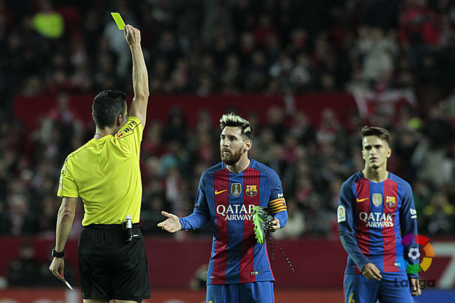 Análisis arbitral | Sevilla FC 1-2 FC Barcelona