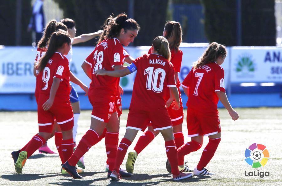Crónica | Zaragoza CFF 0 – 1 Sevilla Fc Femenino