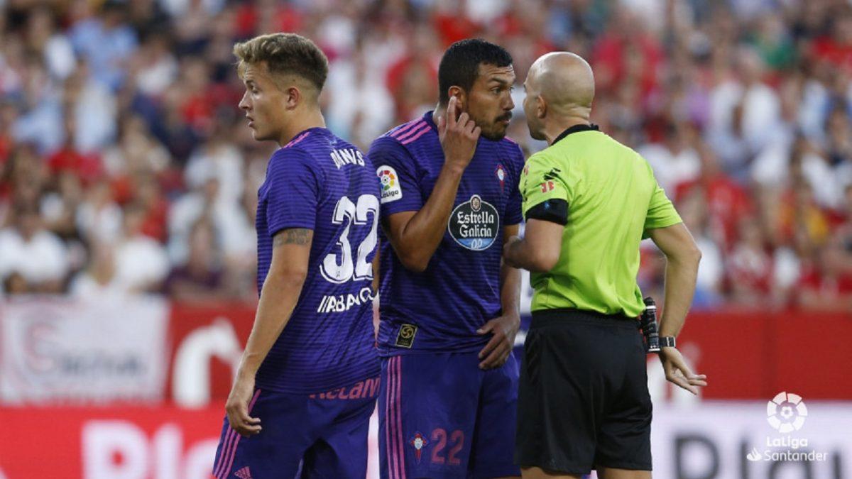 Análisis arbitral | Sevilla FC 2-1 RC Celta