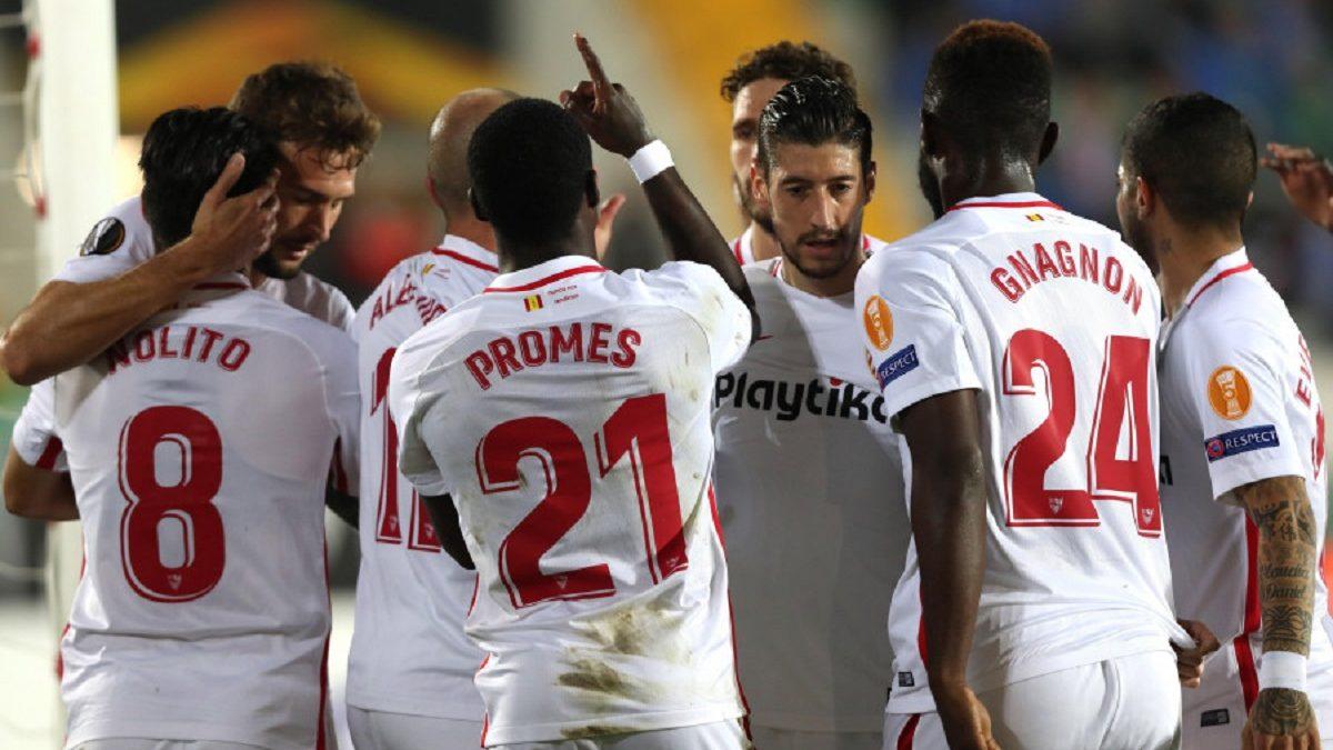 Análisis arbitral | Akhisar 2-3 Sevilla FC