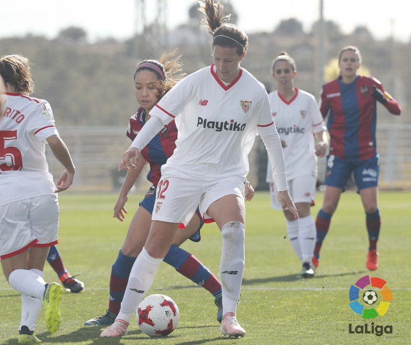 Crónica | Levante Femenino 1 – 1 Sevilla Fc Femenino