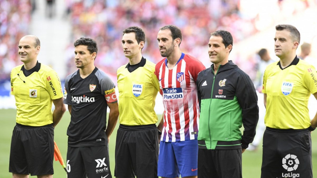 Análisis arbitral | Atlético de Madrid 1-1 Sevilla FC
