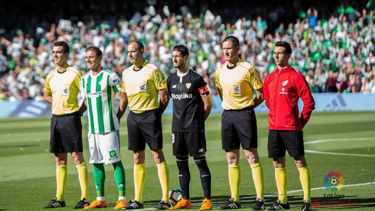 Análisis arbitral | Real Betis 2-2 Sevilla FC