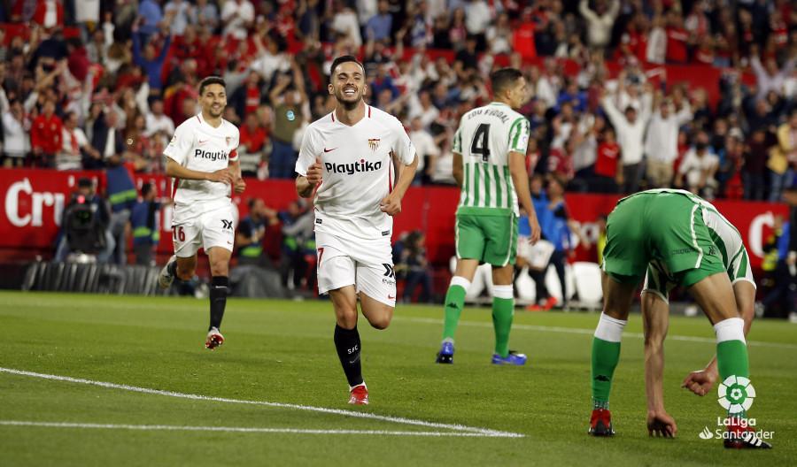 CRÓNICA | Sevilla FC 3-2 Real Betis