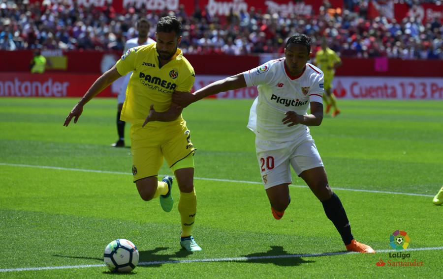 Crónica | Sevilla FC 2-2 Villarreal CF
