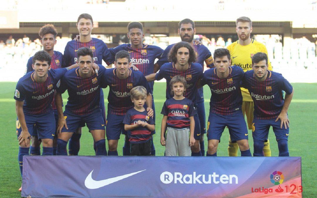 Análisis | El rival: FC Barcelona B