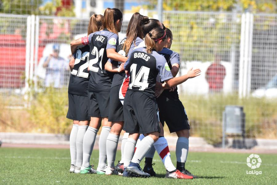 Crónica | Rayo Vallecano 0 – 1 Sevilla Fc Femenino