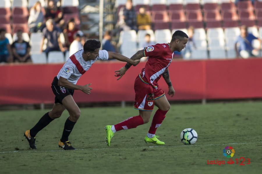 Crónica | Sevilla Atlético 0-0 Rayo Vallecano
