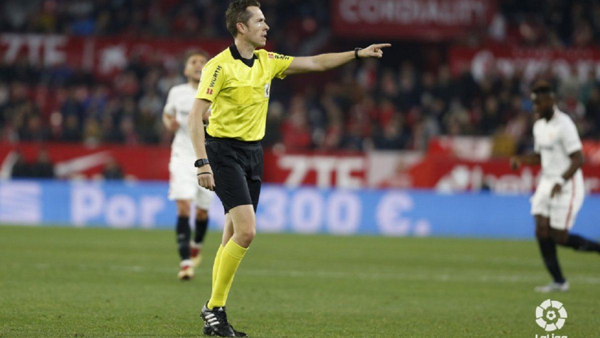 Análisis arbitral | Sevilla FC 0-1 Athletic Club