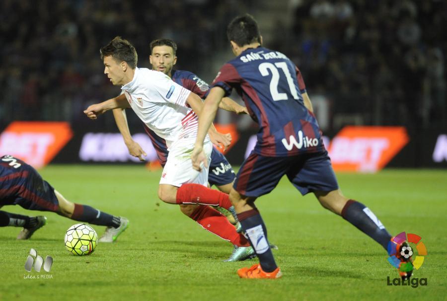 Curiosidades | SD Eibar 1-1 Sevilla FC