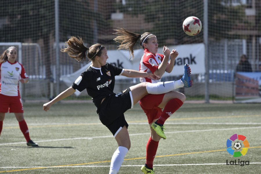 Crónica | Santa Teresa CD 1 – 1 Sevilla Fc Femenino