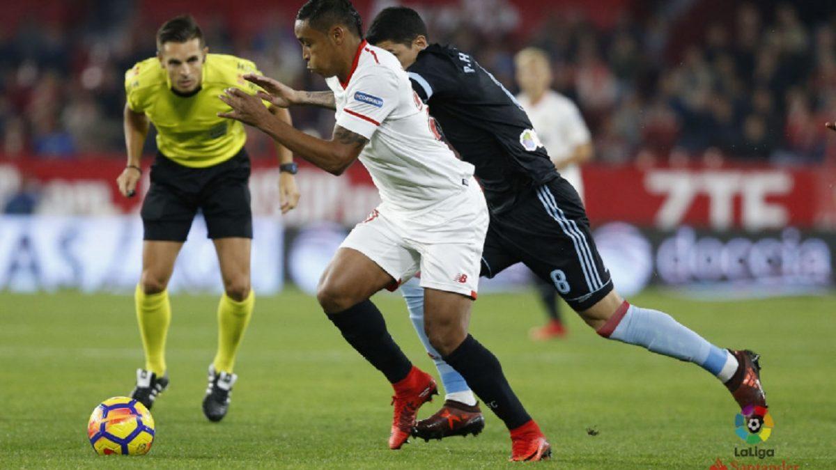 Análisis arbitral | Sevilla FC 2-1 Celta de Vigo