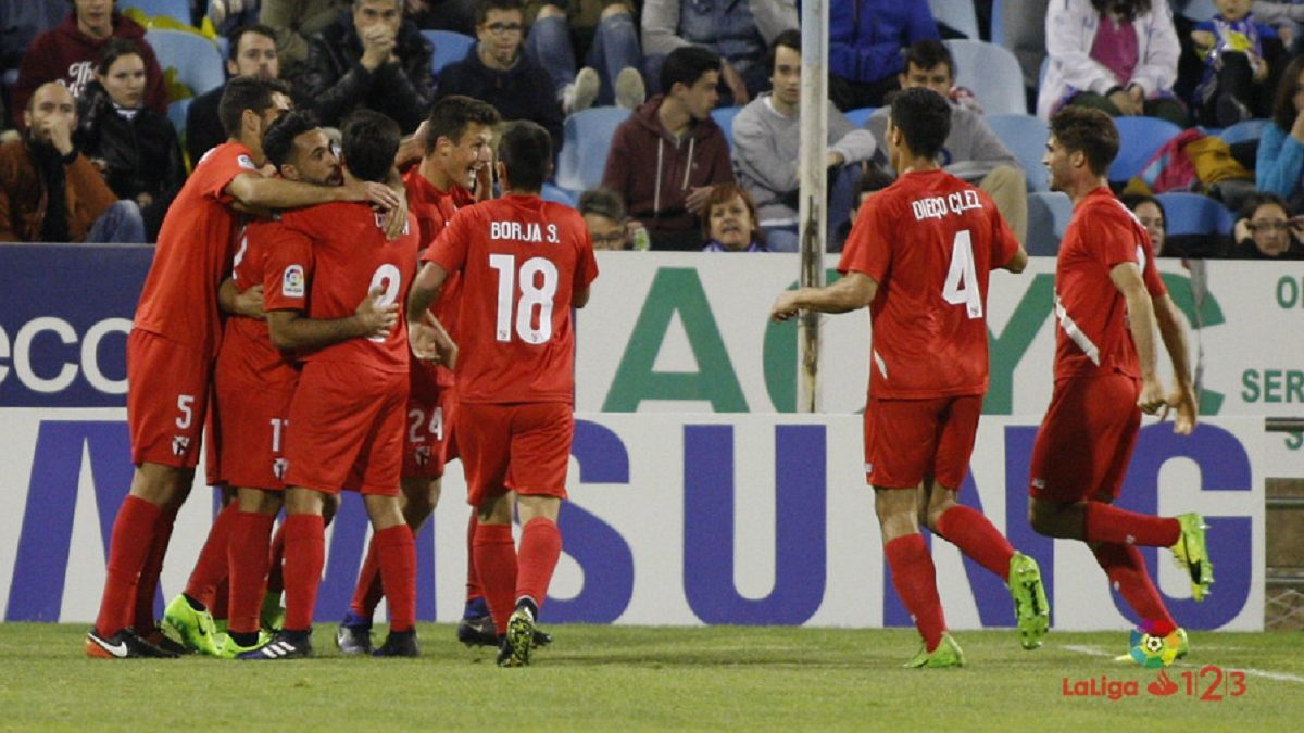 Crónica   Real Zaragoza 1-2 Sevilla Atlético