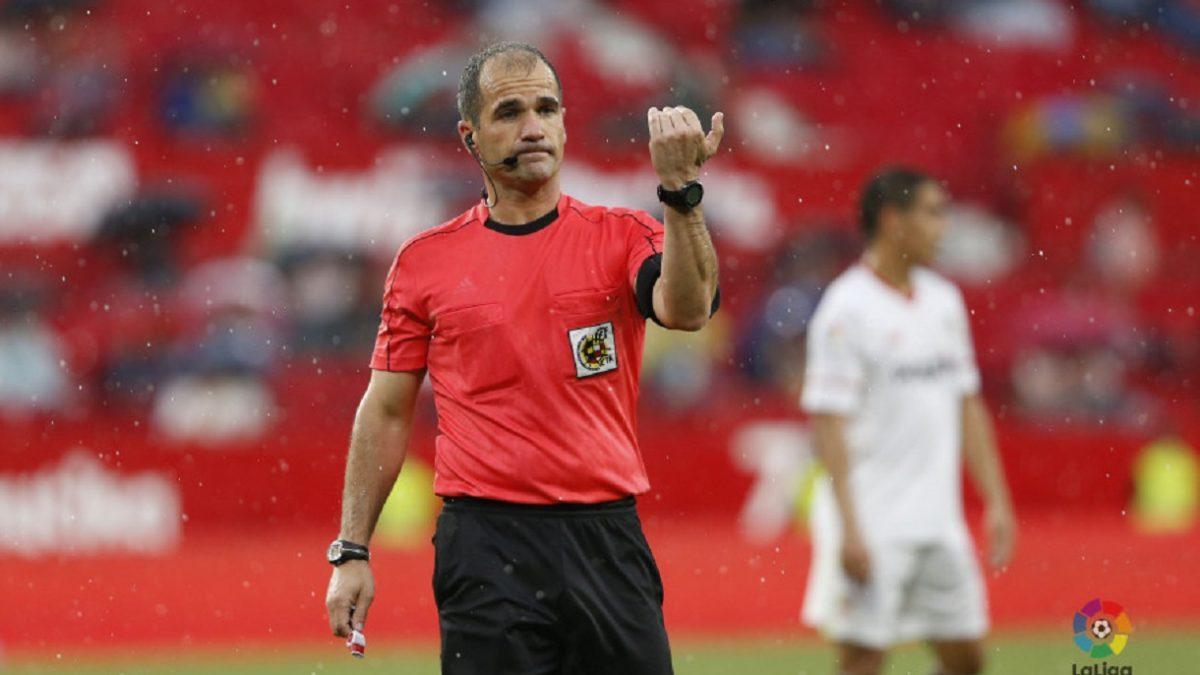 Análisis arbitral   Sevilla FC 1-0 Deportivo Alavés