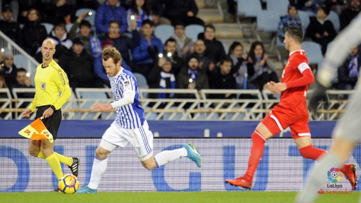 Análisis arbitral | Real Sociedad 3-1 Sevilla FC