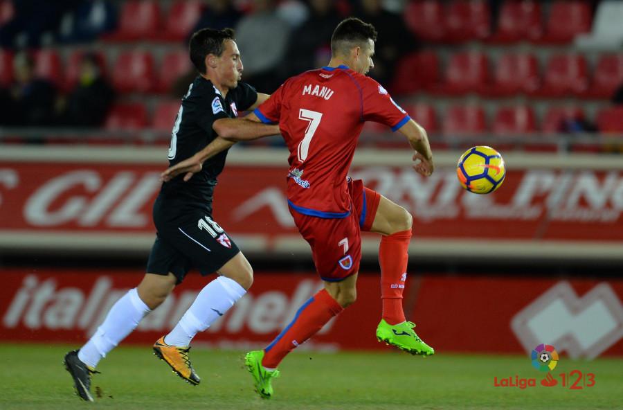 Crónica | CD Numancia 3-0 Sevilla Atlético