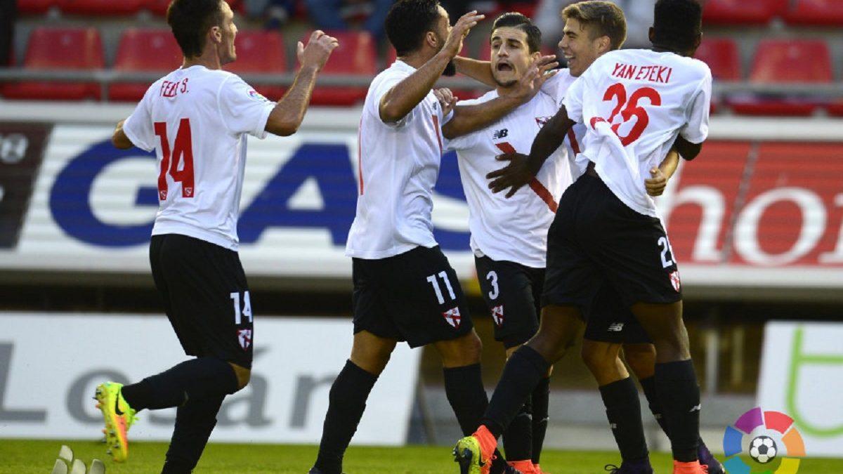 Crónica | CD Numancia 1-2 Sevilla Atlético