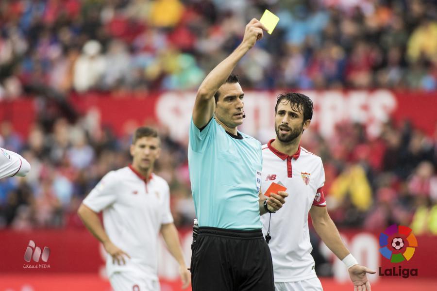 Análisis arbitral | Sevilla FC 1-0 Atlético de Madrid