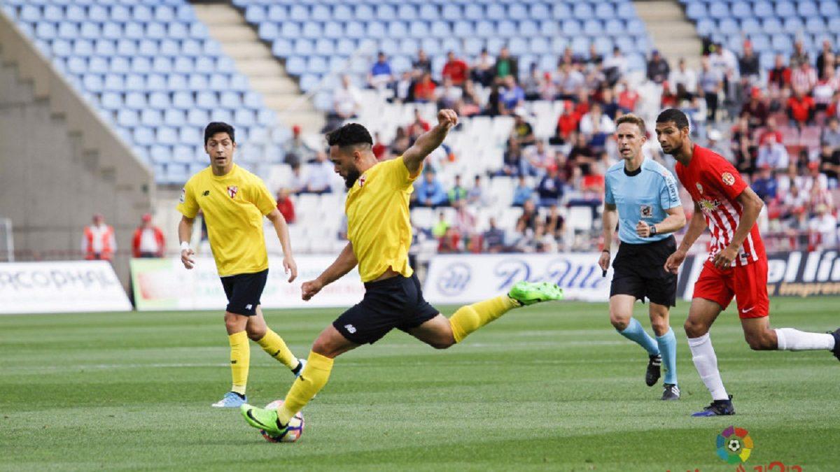 Crónica | UD Almería 2-1 Sevilla Atlético