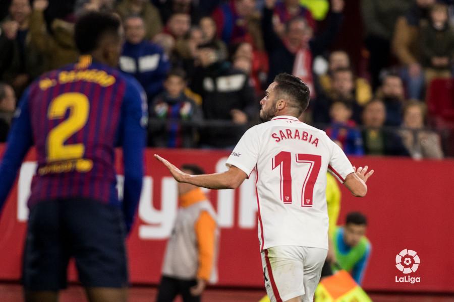 Crónica | Sevilla FC 2-0 FC Barcelona