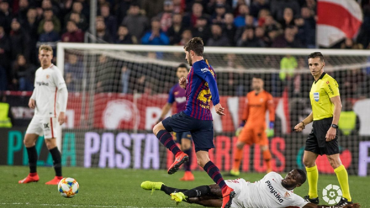 Análisis arbitral | Sevilla FC 2-0 FC Barcelona