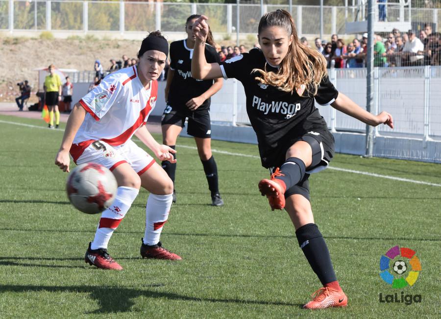 Crónica   Rayo Femenino 1 – 1 Sevilla Fc Femenino