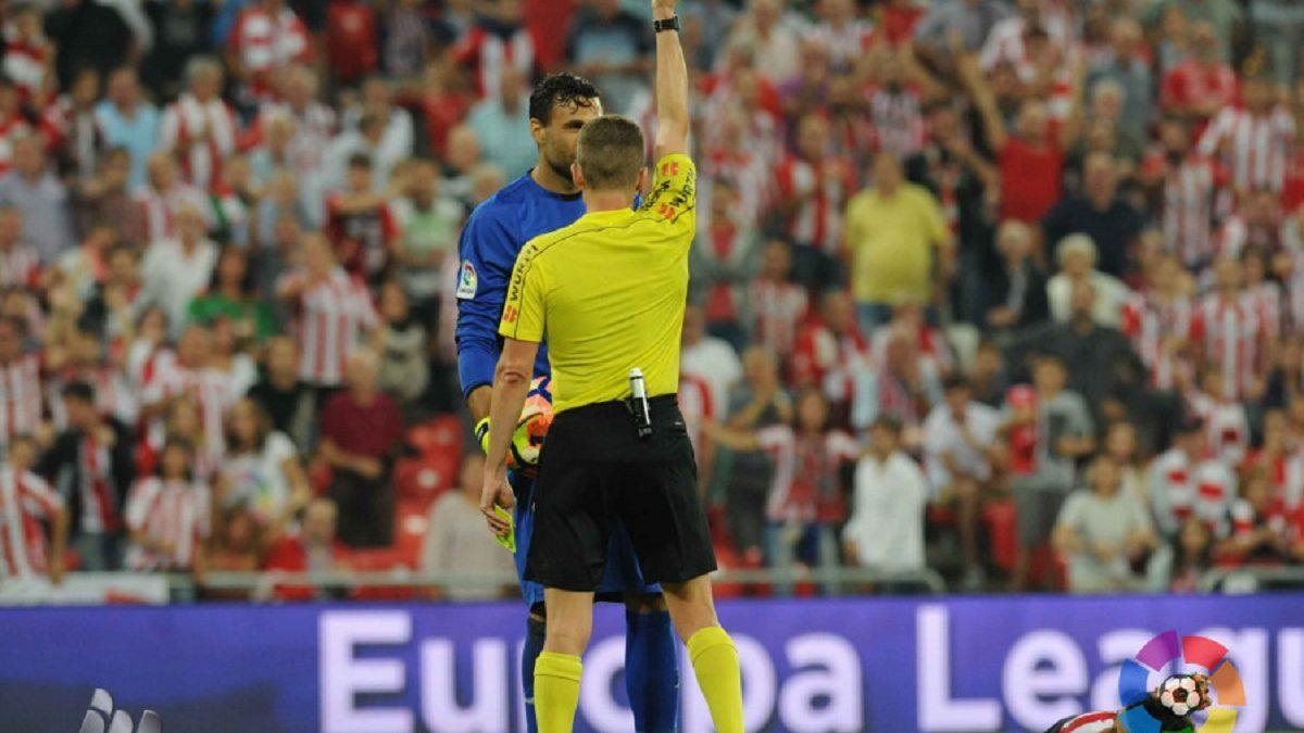 Análisis arbitral | Athletic Club 3-1 Sevilla FC
