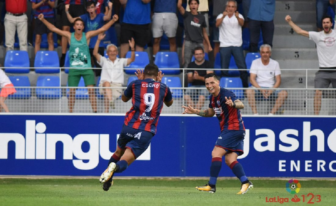 Análisis   El rival: SD Huesca