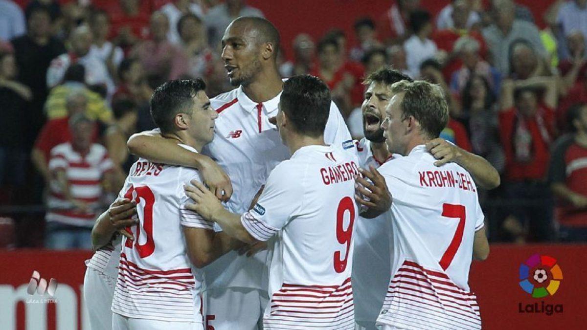 Valoraciones   Sevilla FC 3-2 Rayo Vallecano
