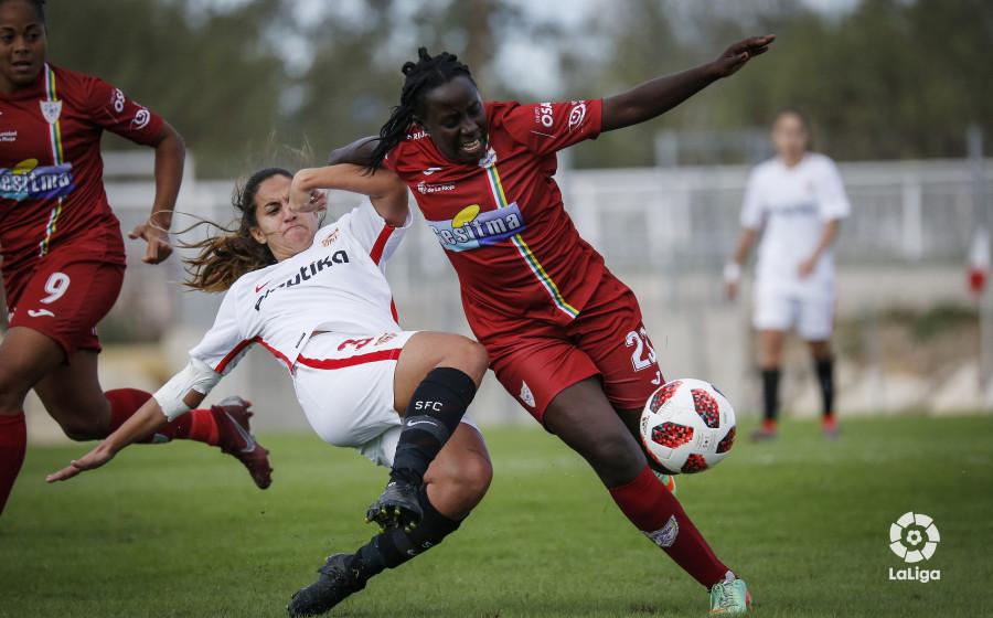 Crónica   Sevilla Fc Femenino 3 – 4 EDF Logroño