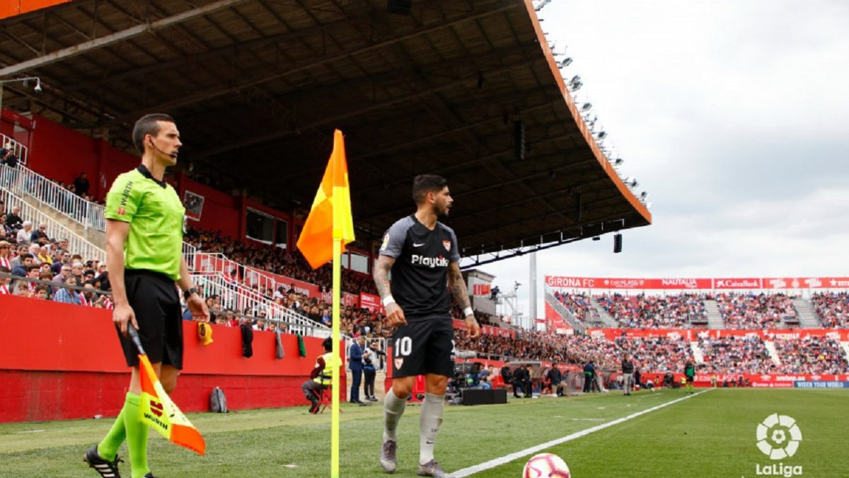 Análisis arbitral | Girona FC 1-0 Sevilla FC