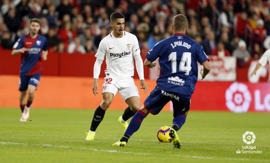 Crónica | Sevilla FC 2-1 SD Huesca