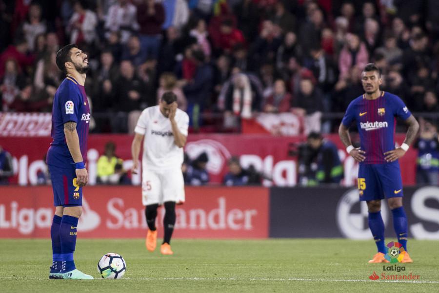 Crónica | Sevilla FC 2-2 FC Barcelona