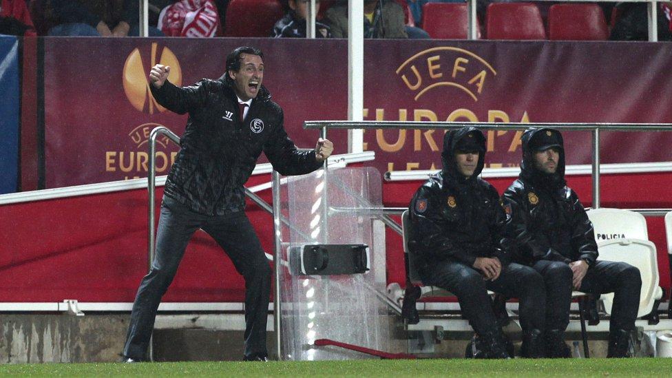Rueda de prensa | Emery: «El rival que toque me va a gustar»