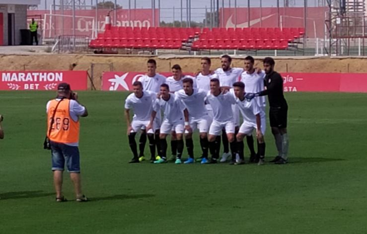 Crónica | Sevilla FC C 0-0 CD Pozoblanco