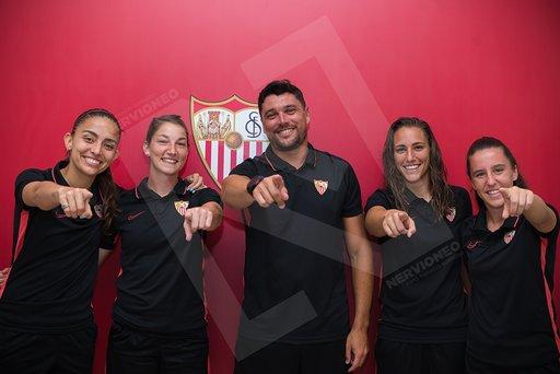 Entrevista | 'Media Day' del Sevilla previo al comienzo liguero
