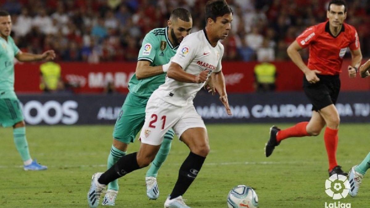 Análisis arbitral | Sevilla FC 0-1 Real Madrid