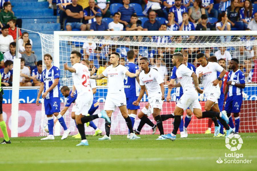 El Post Partido (04)   CD Alavés 0-1 Sevilla FC