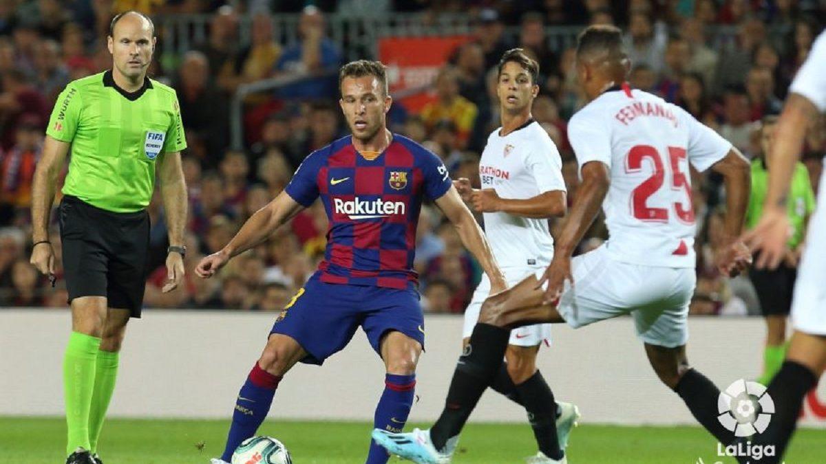 Análisis arbitral | FC Barcelona 4-0 Sevilla FC