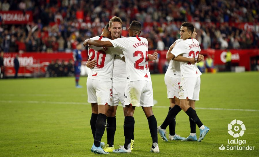 Crónica | Sevilla FC 1-0 Levante UD