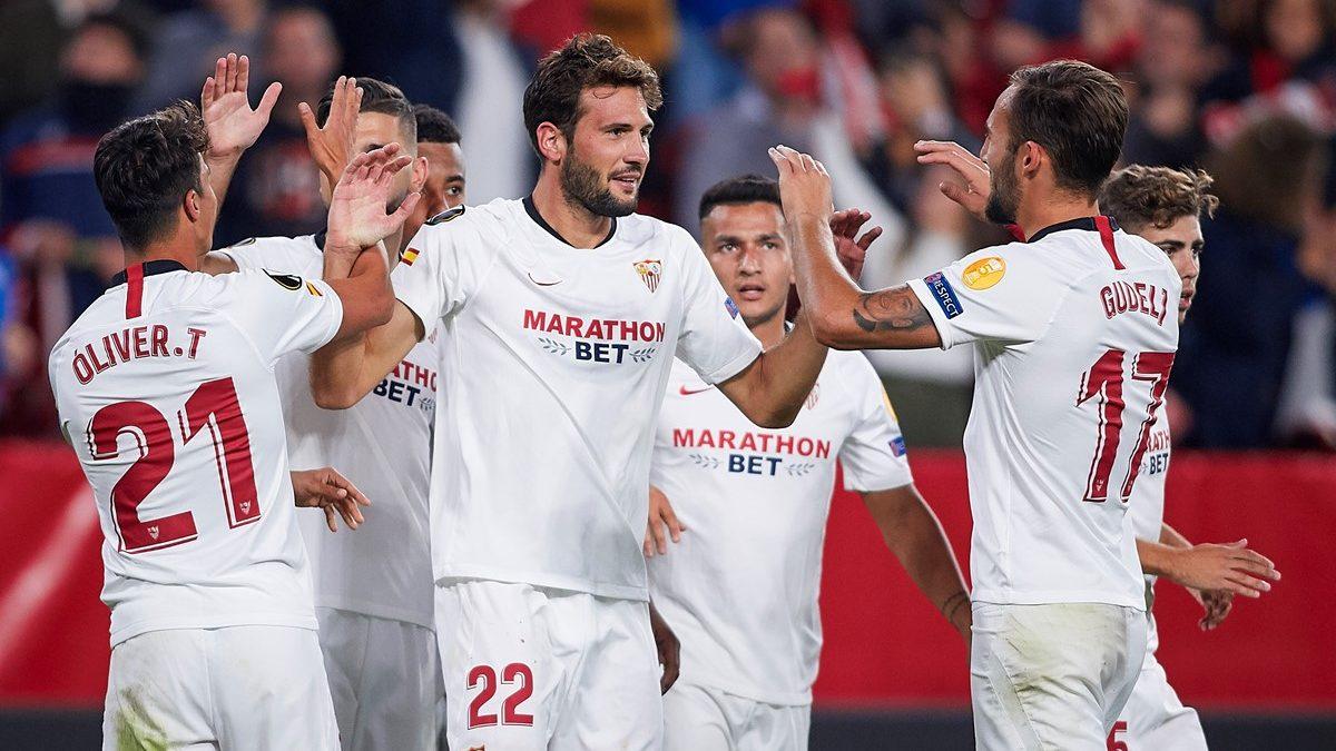 Crónica   Sevilla FC 3-0 F91 Dudelange