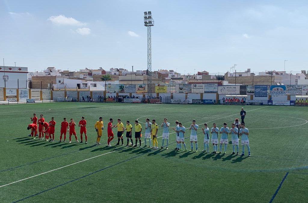 Crónica   UB Lebrijana – Sevilla FC C