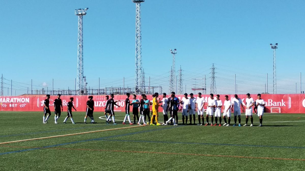 Crónica | Sevilla FC  C 1-1 Córdoba CF B