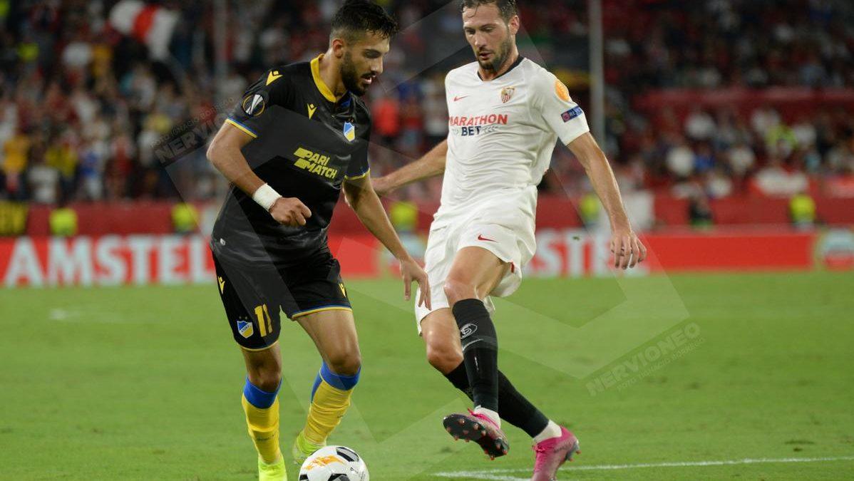 Crónica | Sevilla FC 1-0 Apoel FC