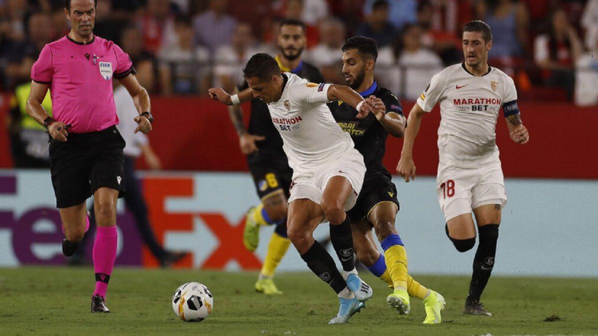 Análisis arbitral | Sevilla FC 1-0 APOEL